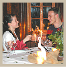 Marksburg Sch�nke Our function rooms The parlour and tower room